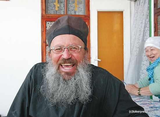 Нет зубов у монаха